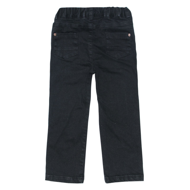 5 Pocket Pant - Coal