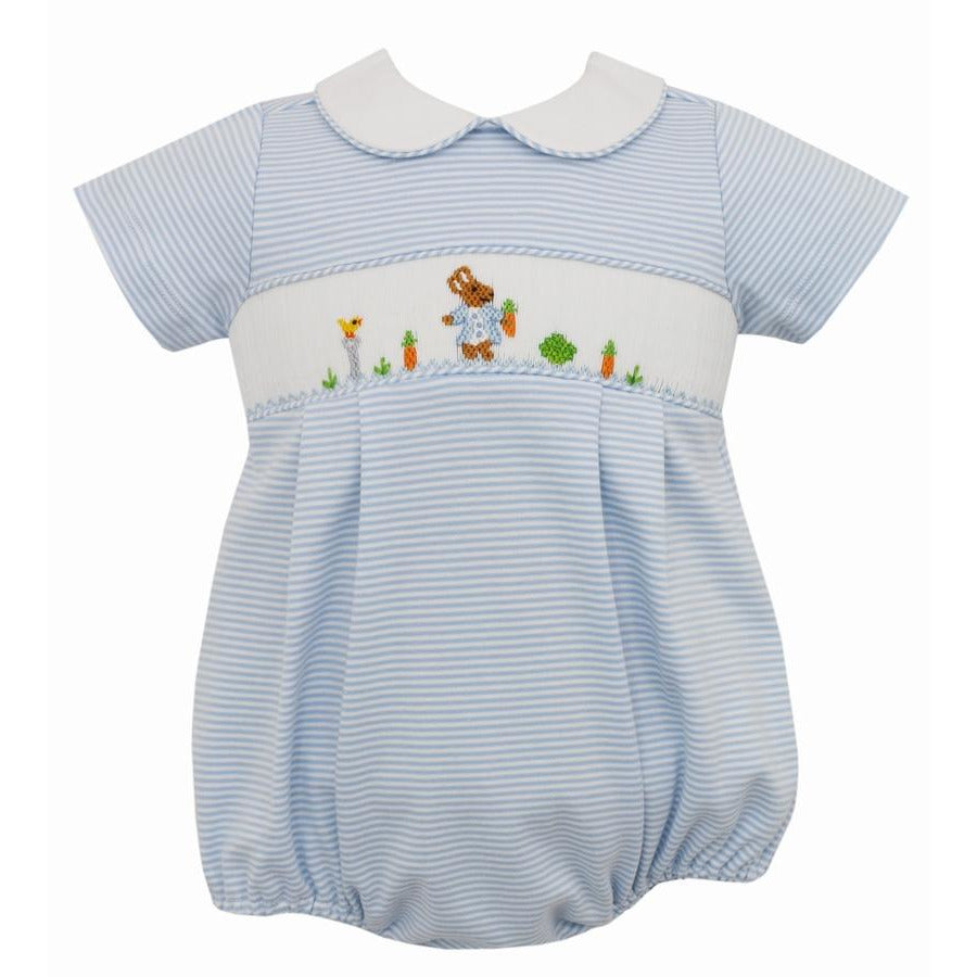Bubble - Peter Rabbit Blue/White Stripe