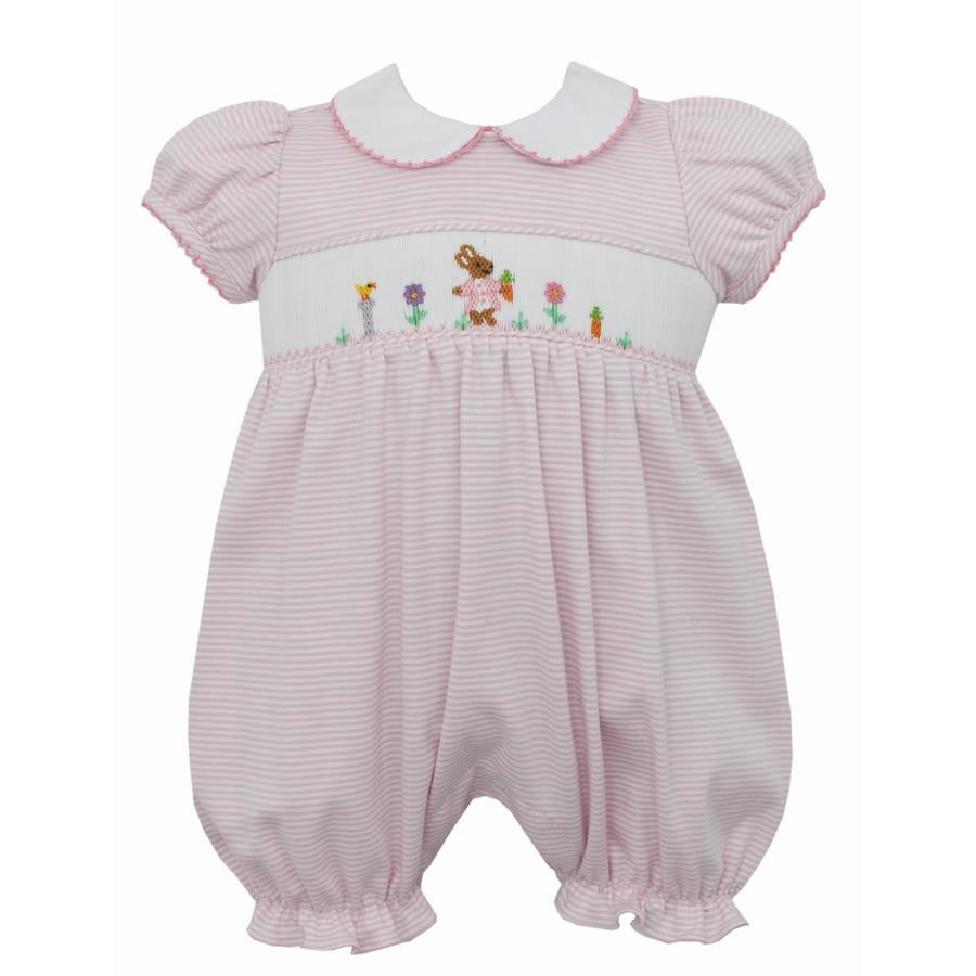 Bubble - Peter Rabbit Pink/White Stripe