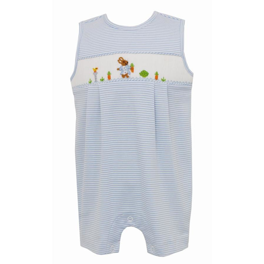 Jon Jon - Peter Rabbit Blue/White Stripe
