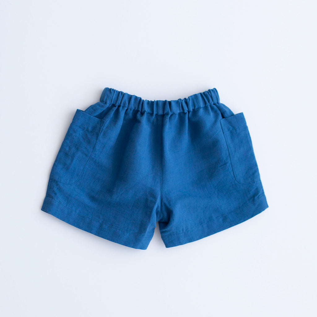 Birch Shorts - Blue