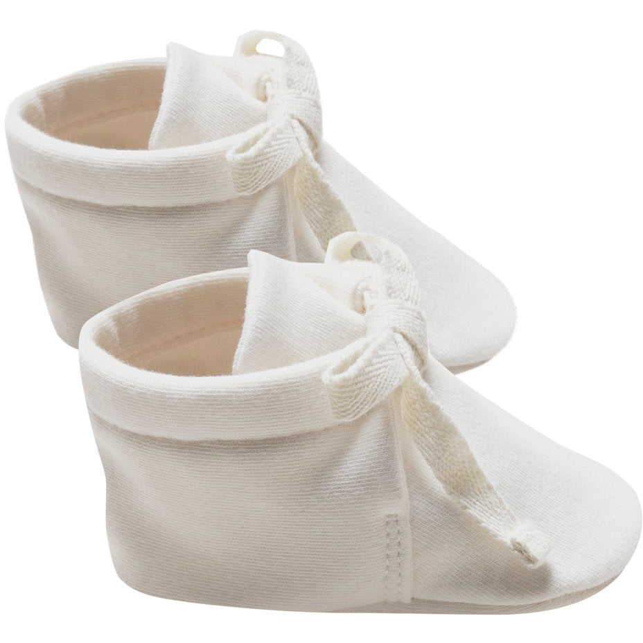 Baby Booties - Ivory