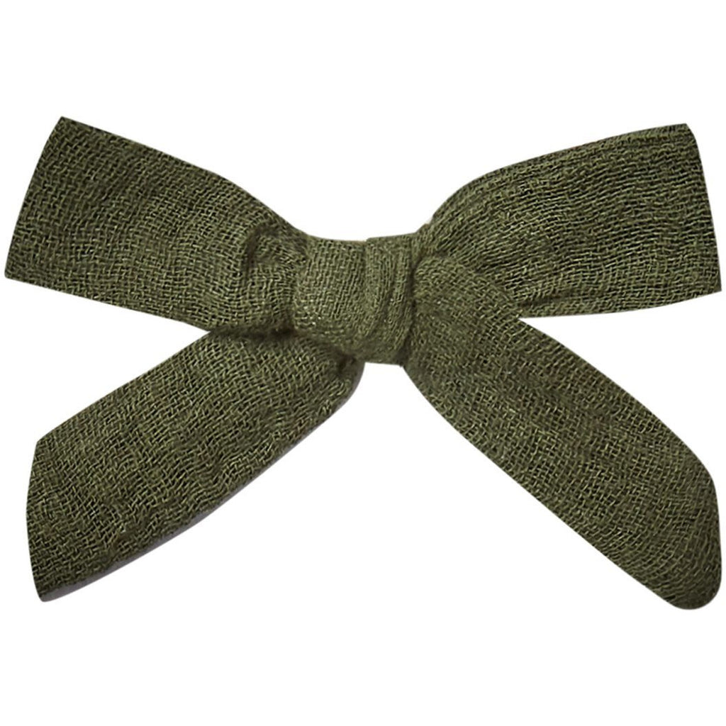 Bow Clip - Forest