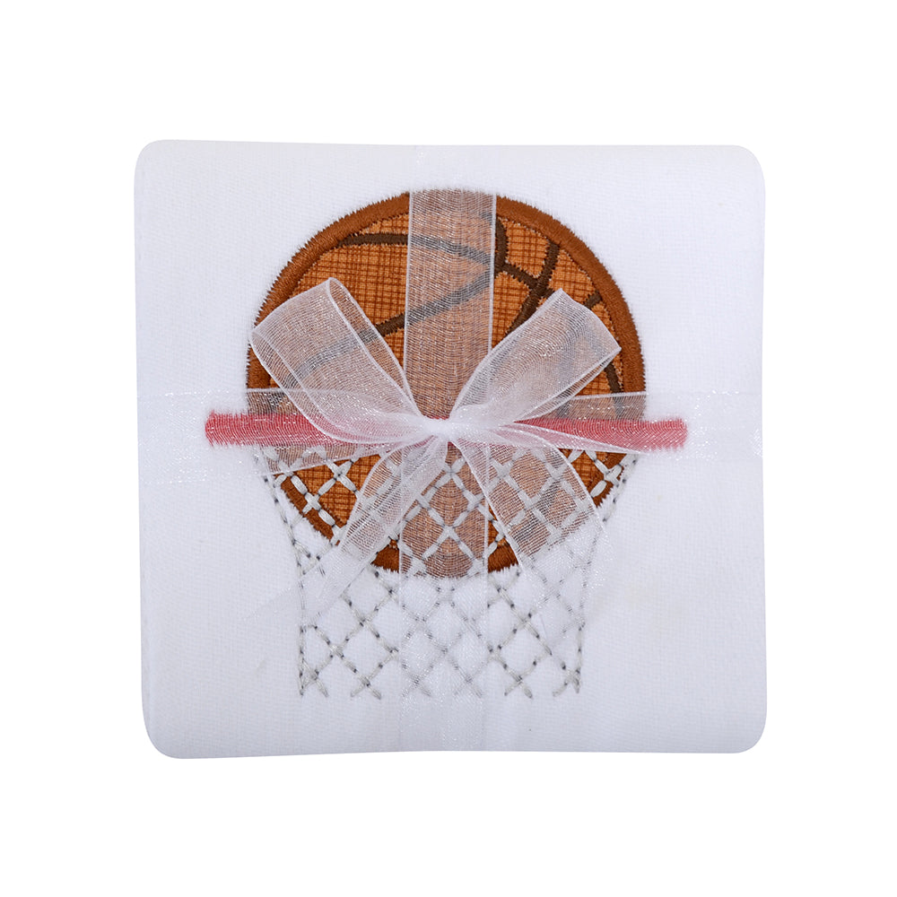 Burp Pad - Basketball