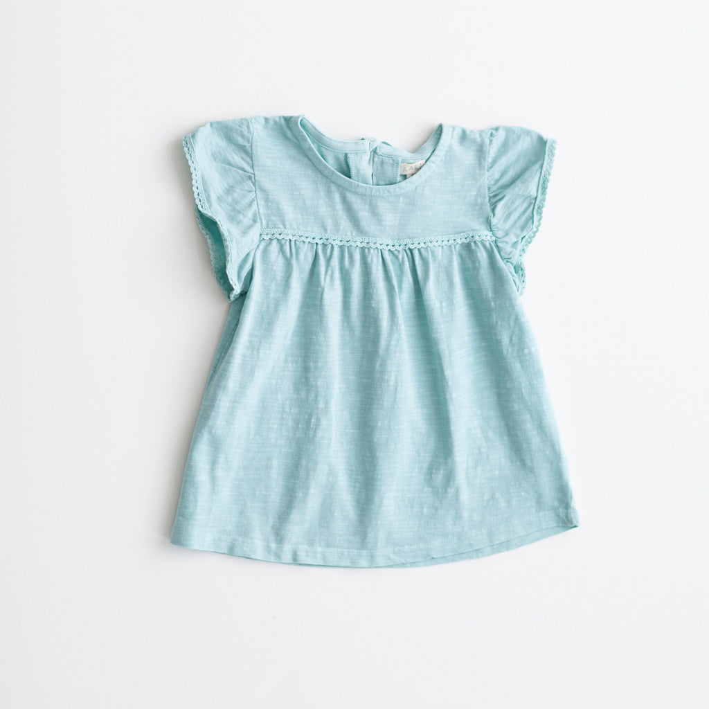 Daisy Top - Mint