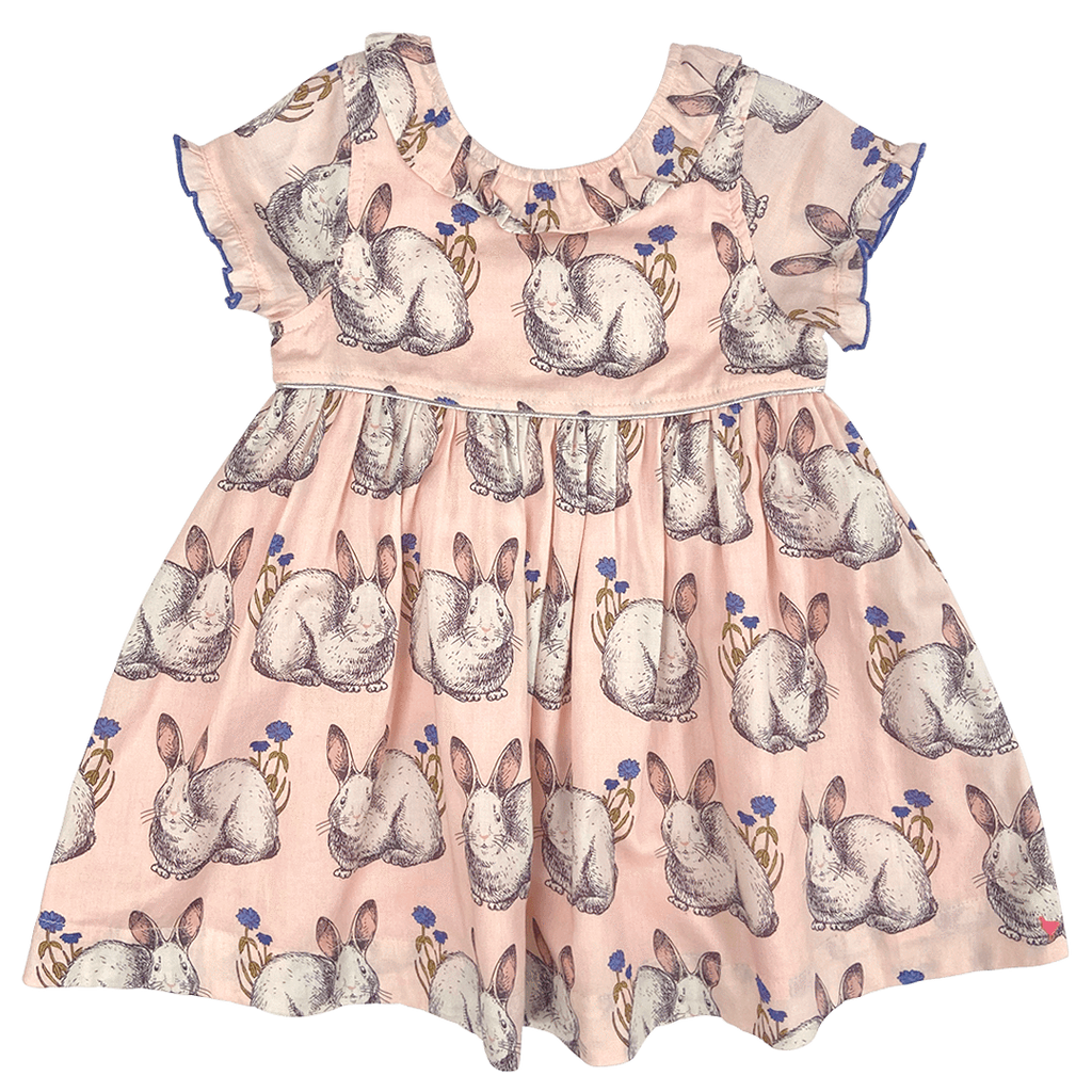 Princess Diana Dress - Easter Bunnies
