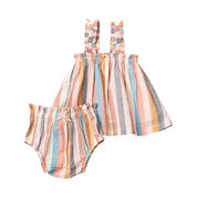 Emma 2-Piece Set - Multi Stripe