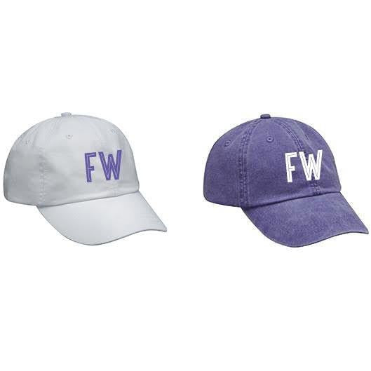 Hat - Purple Fort Woth