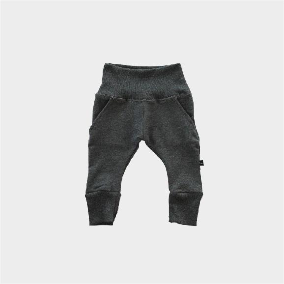 Fleece Sweatpants - Graphite Heather