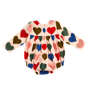 Frances Bubble - Strawberry Cream Multi Hearts