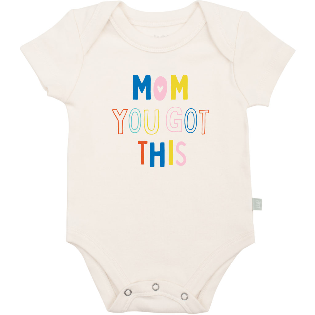Mom You Got This Graphic Bodysuit