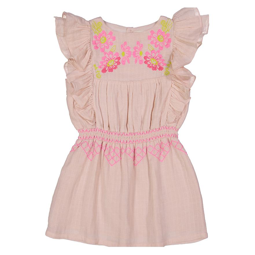 Gracie Dress - Rose