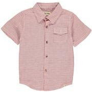 Boy's Shirt - Red Stripe