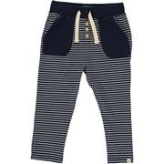 Jog Pants - Navy Stripe