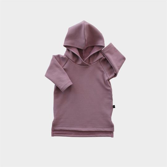Hoodie Dress - Ginger