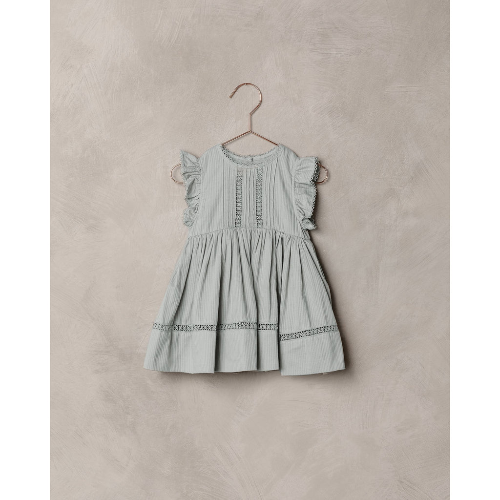Isla Dress - Blue