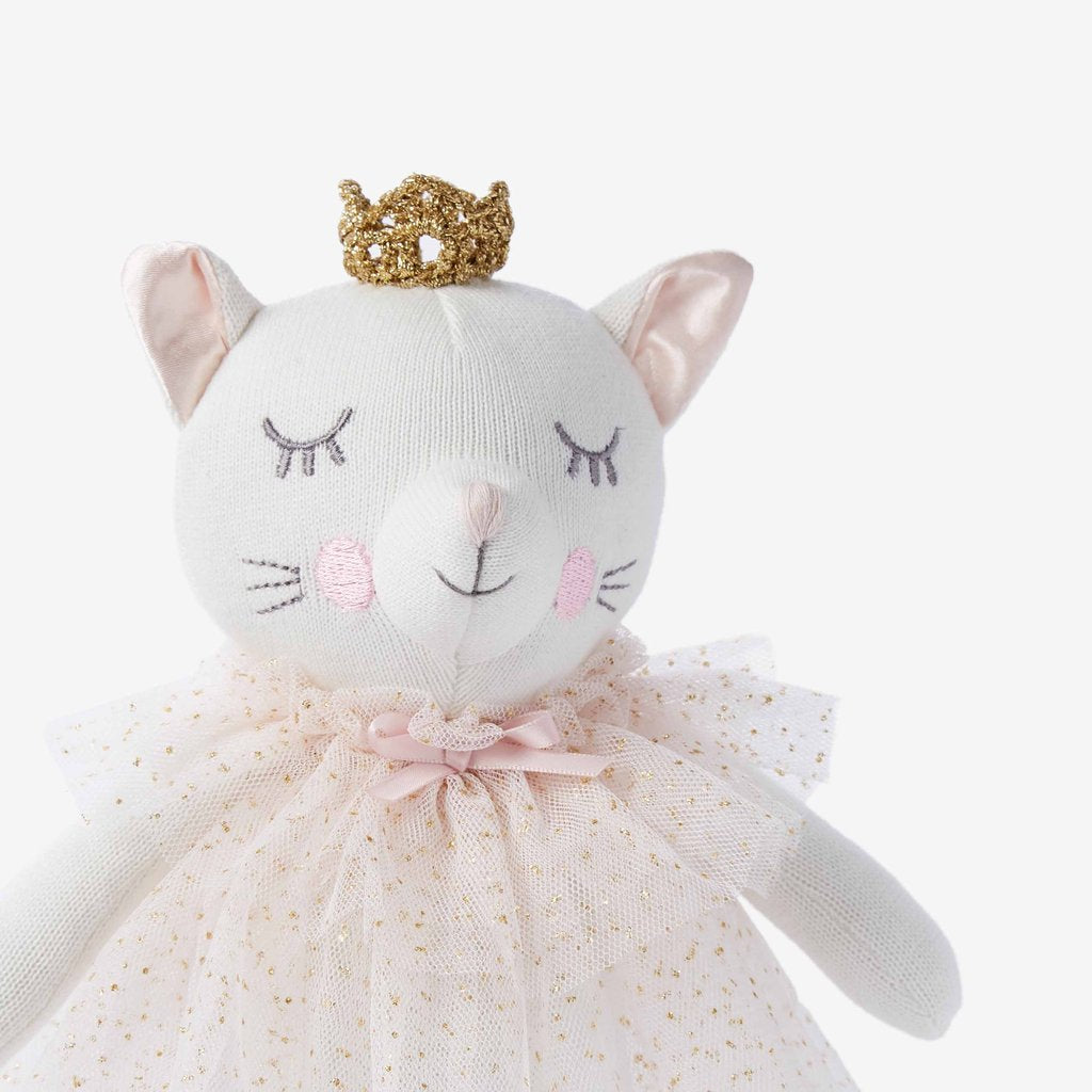 "15"" Baby Knit Doll - Princess Kitty"