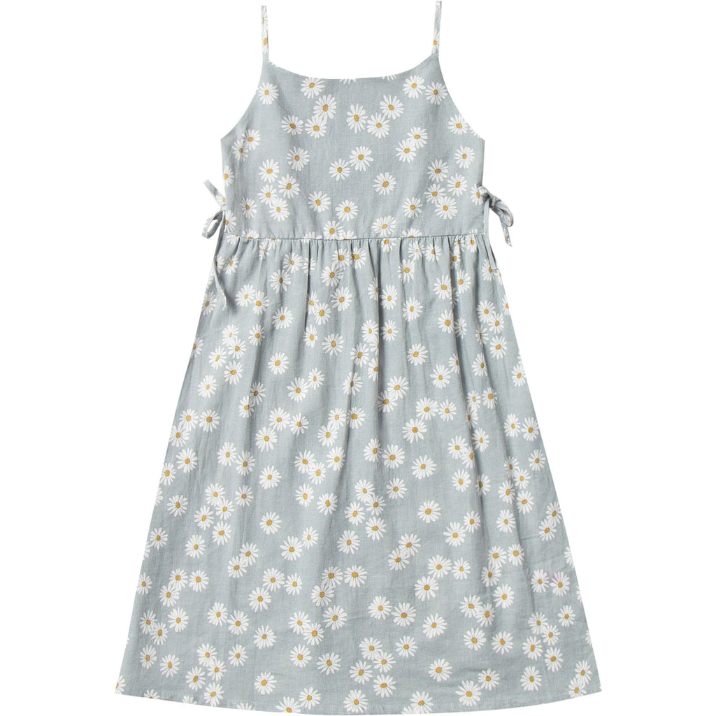 Lacy Dress - Sky Daisy