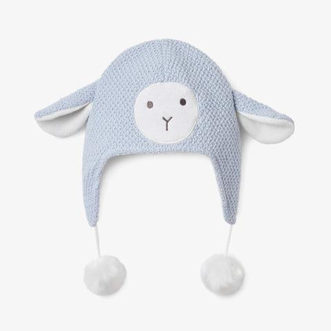 Aviator Knit Hat - Lamb