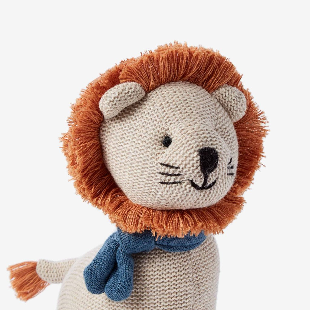 "10"" Baby Knit Doll - Leo Lion"