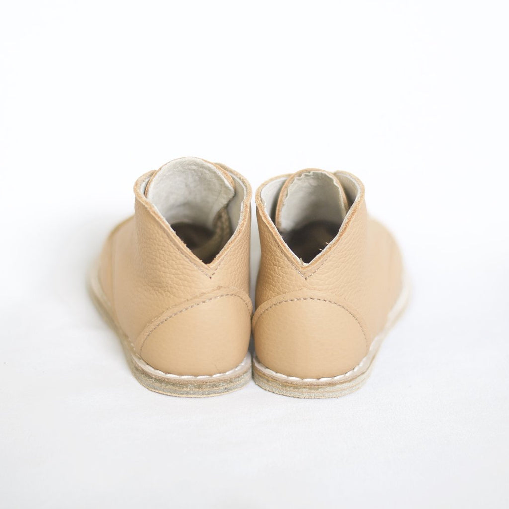 Boy's & Girl's Shoe - Camel Milo Boot
