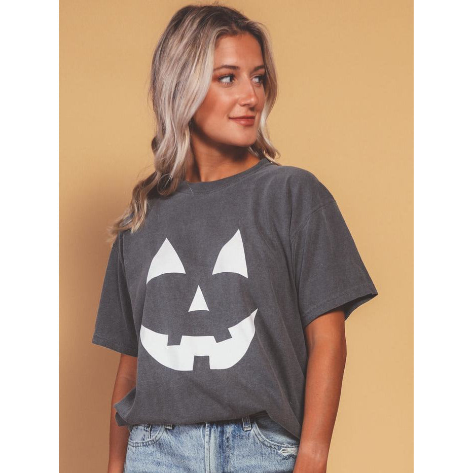Tee - Jack-O-Lantern Glow In the Dark (Mom)
