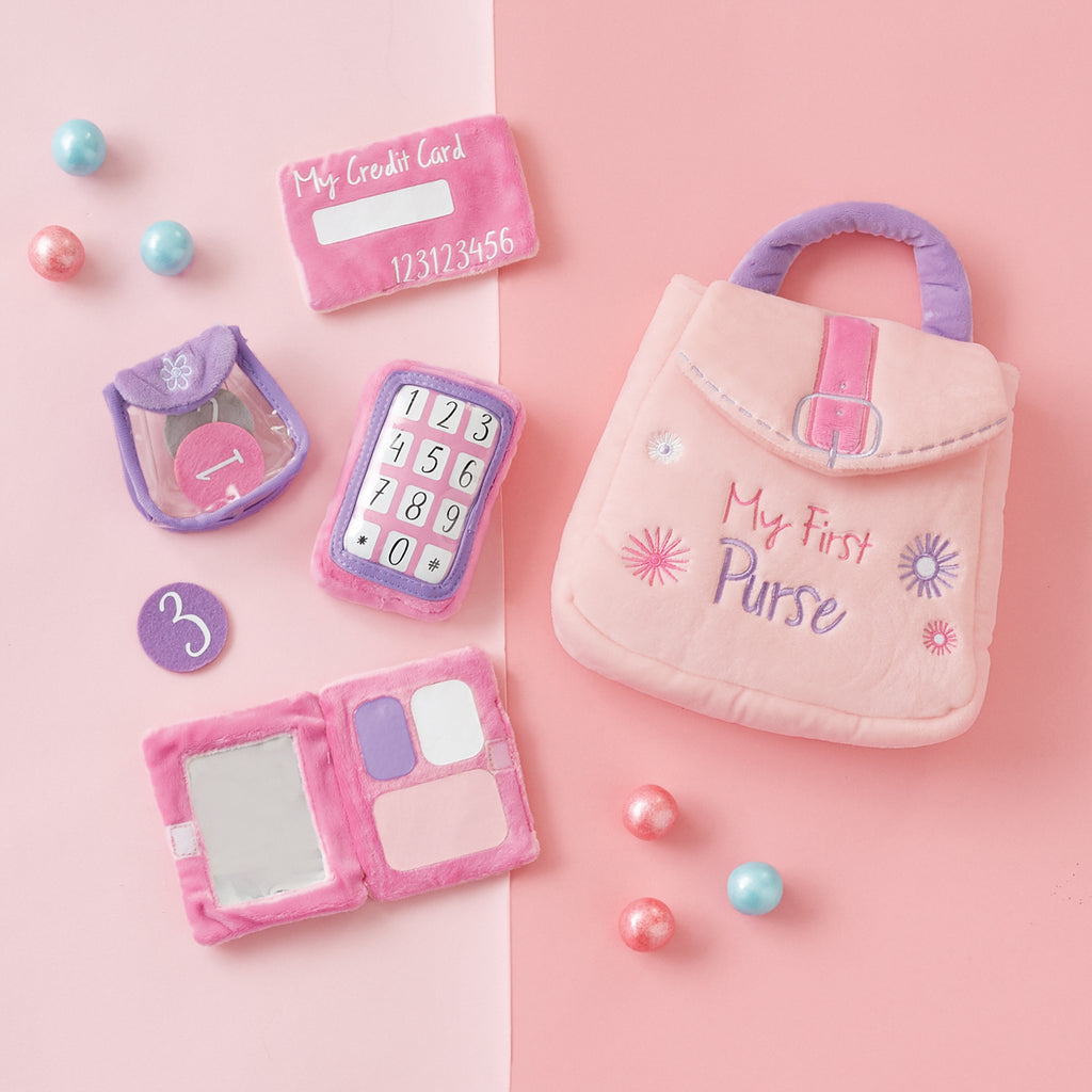 Plush Set - My First Purse