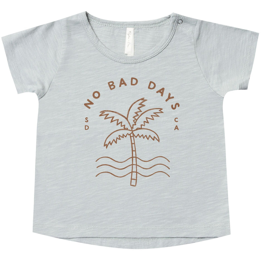 Basic Tee - No Bad Days