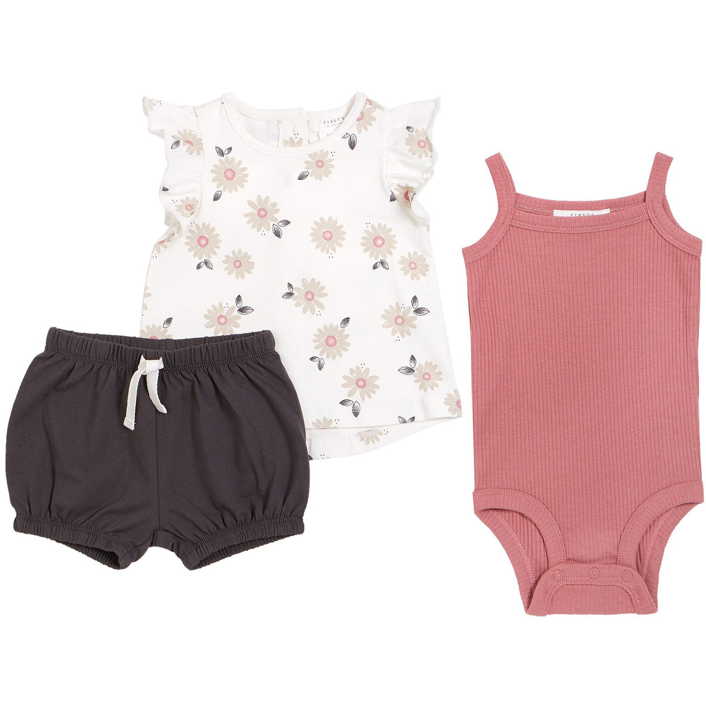 Playwear Set - Daisies