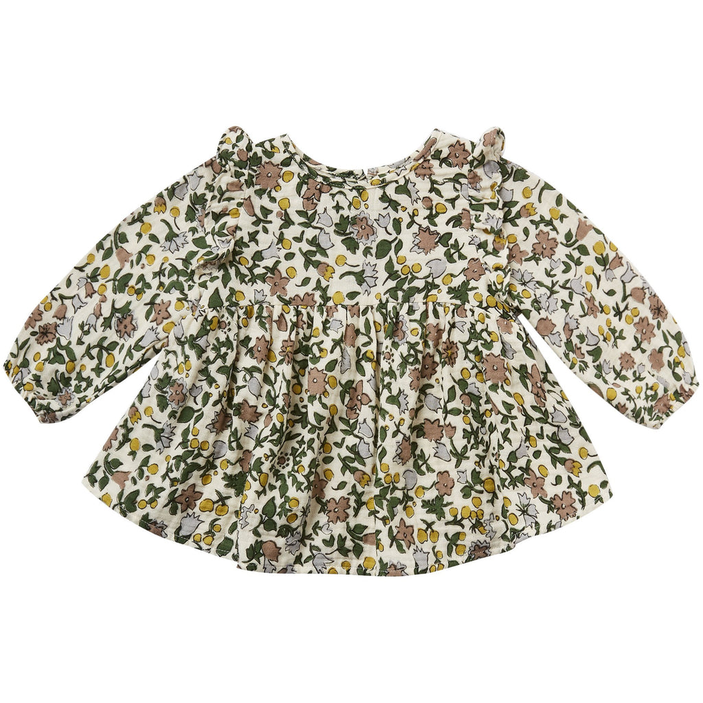 Piper Blouse - Enchanted Garden