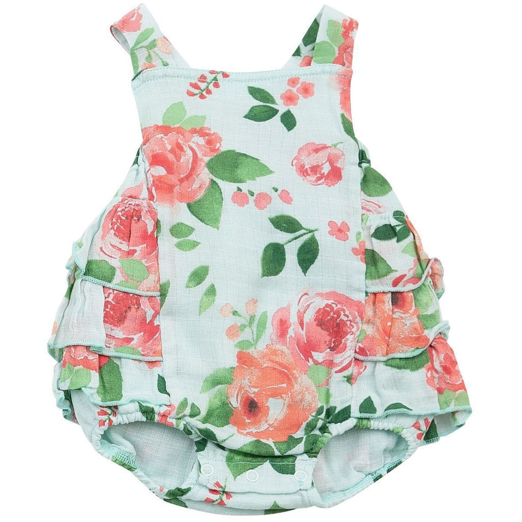 Sunsuit - Rose Garden
