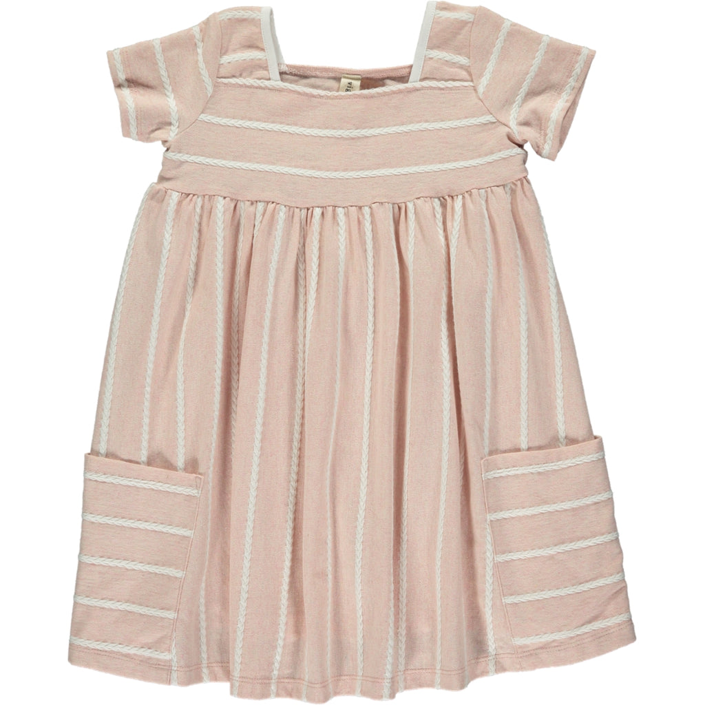 Rylie Dress - Rose