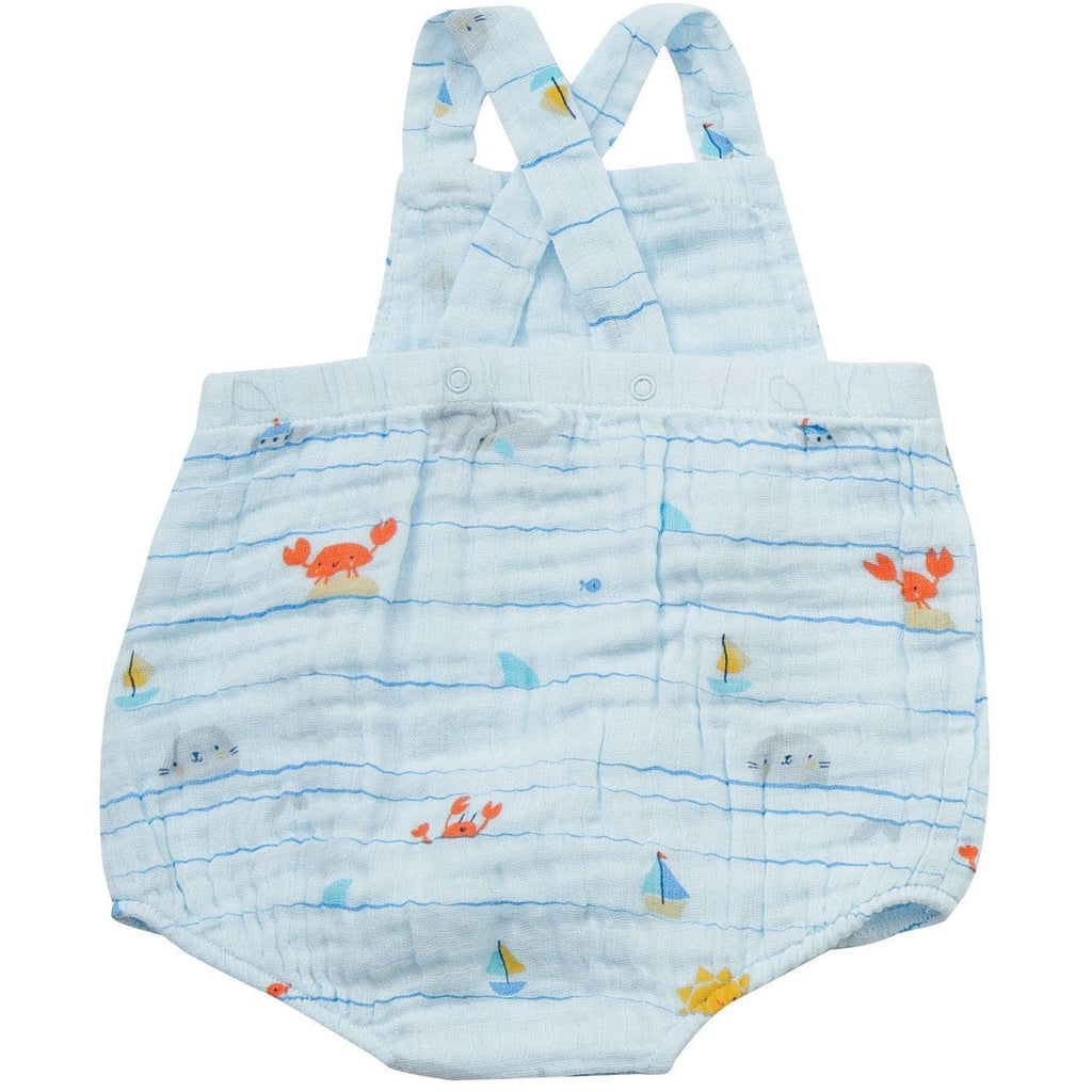 Sunsuit - Sea Stripes