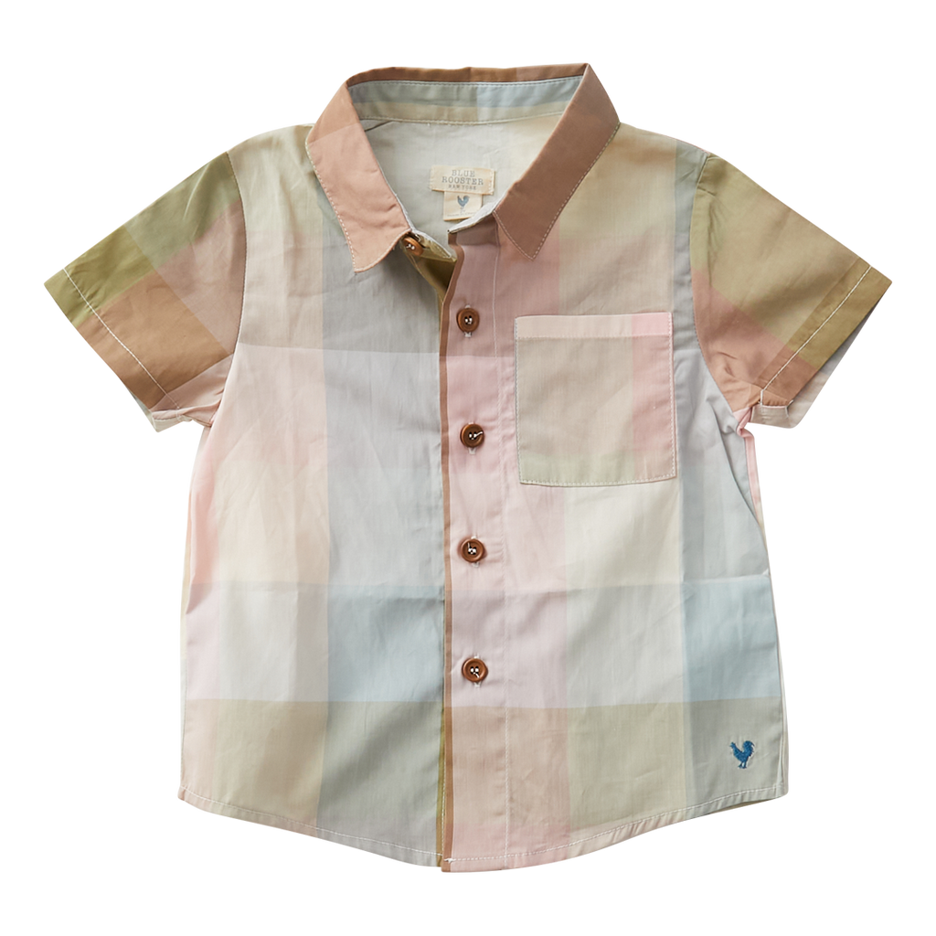Jack Shirt - Multi Gingham