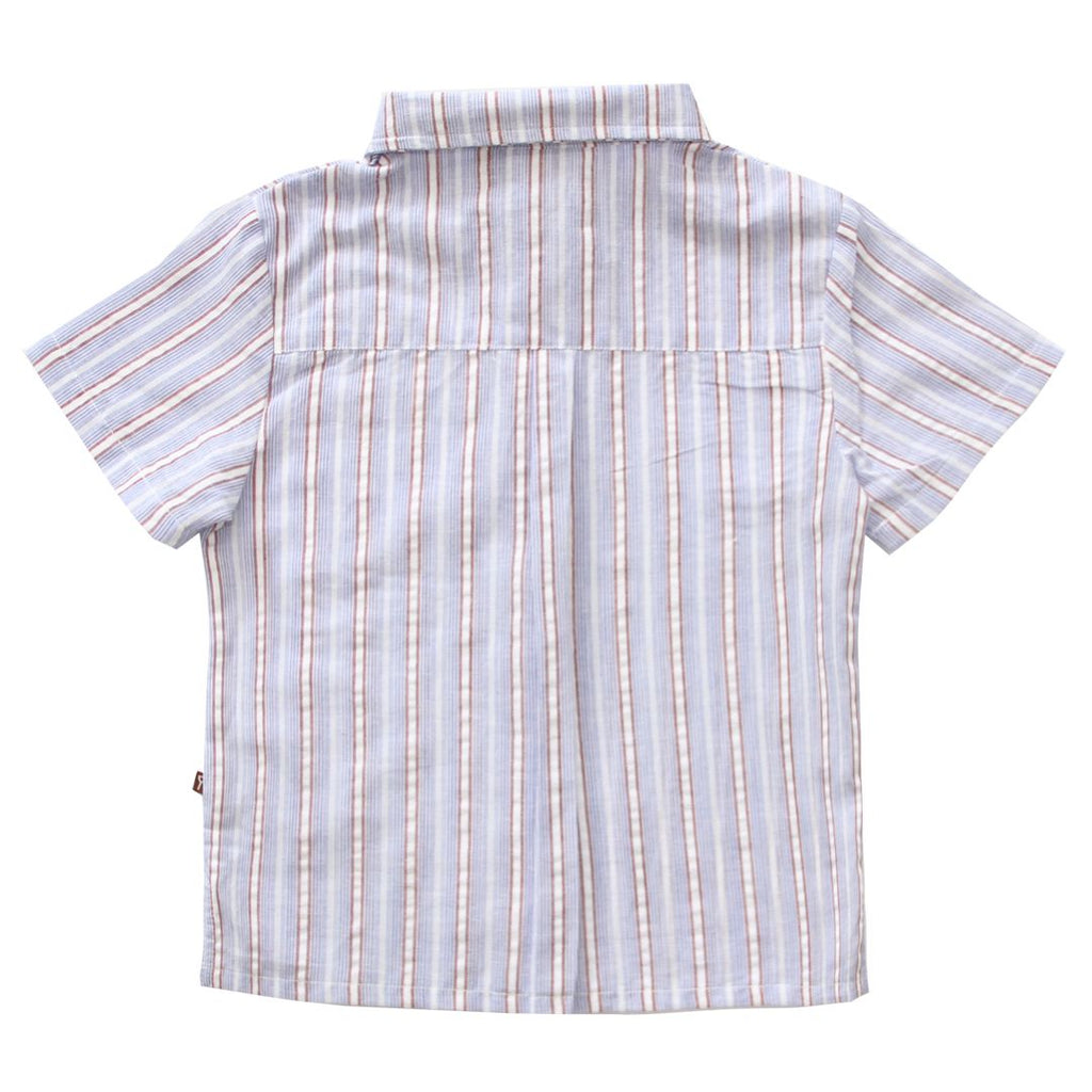 Shirt - Blue Stripe