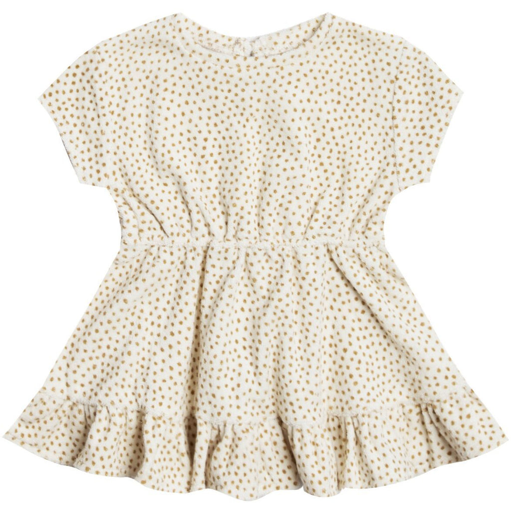 Terry Dress - Ivory
