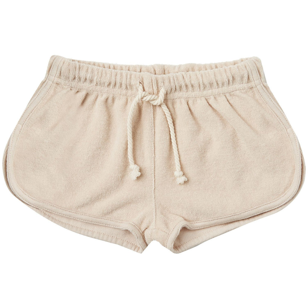 Terry Track Short - Shell