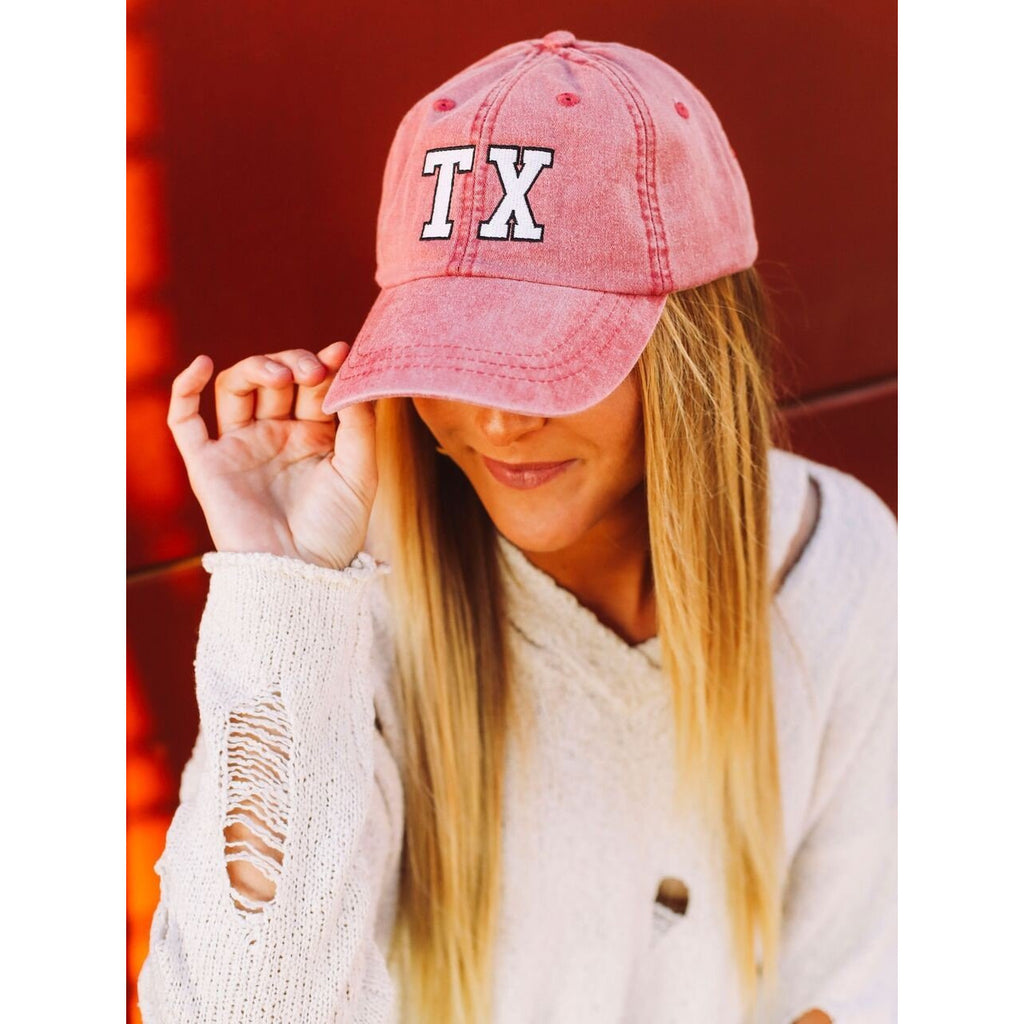 Hat - Red Texas