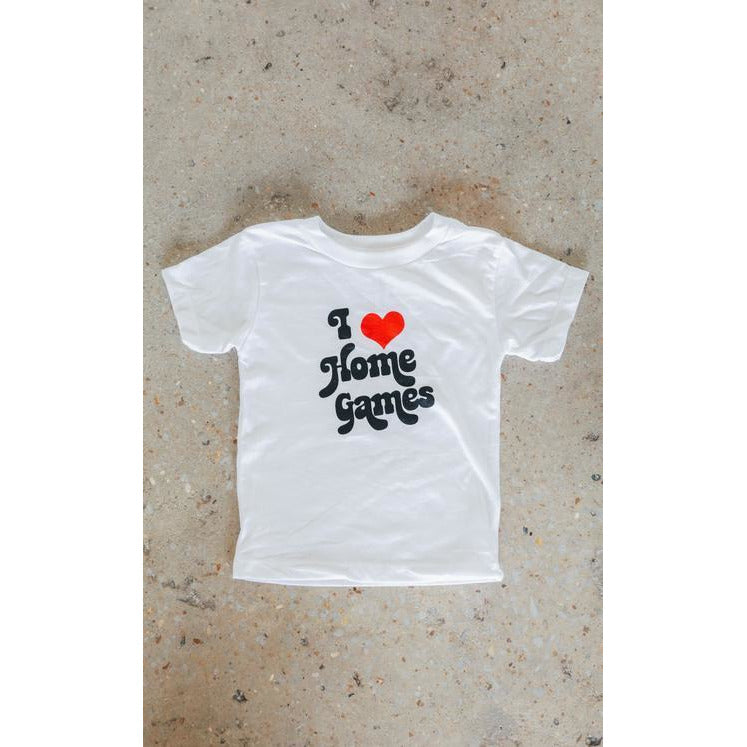 Toddler T-Shirt - I Heart Home Games