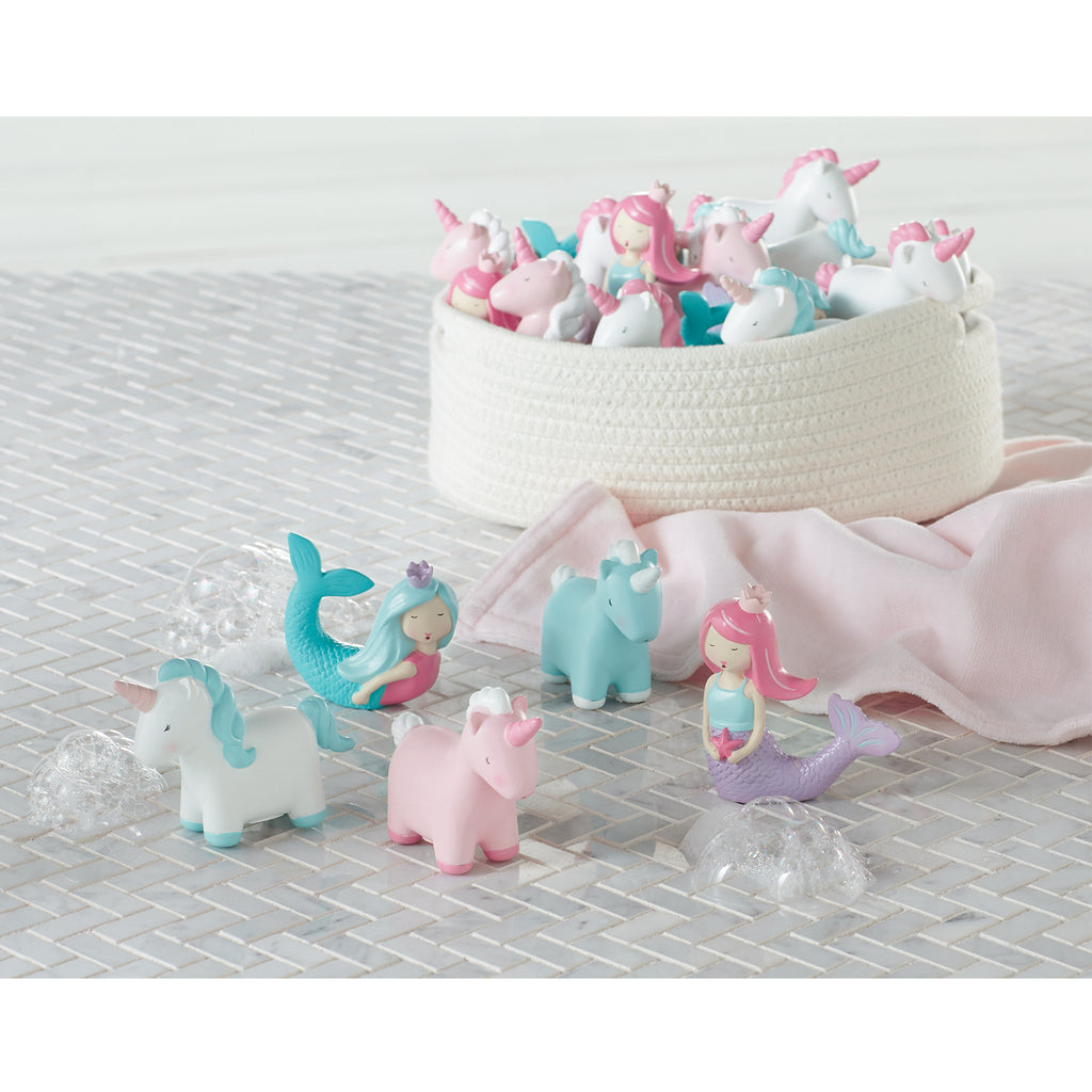 Bath Toy - Unicorn Mermaid