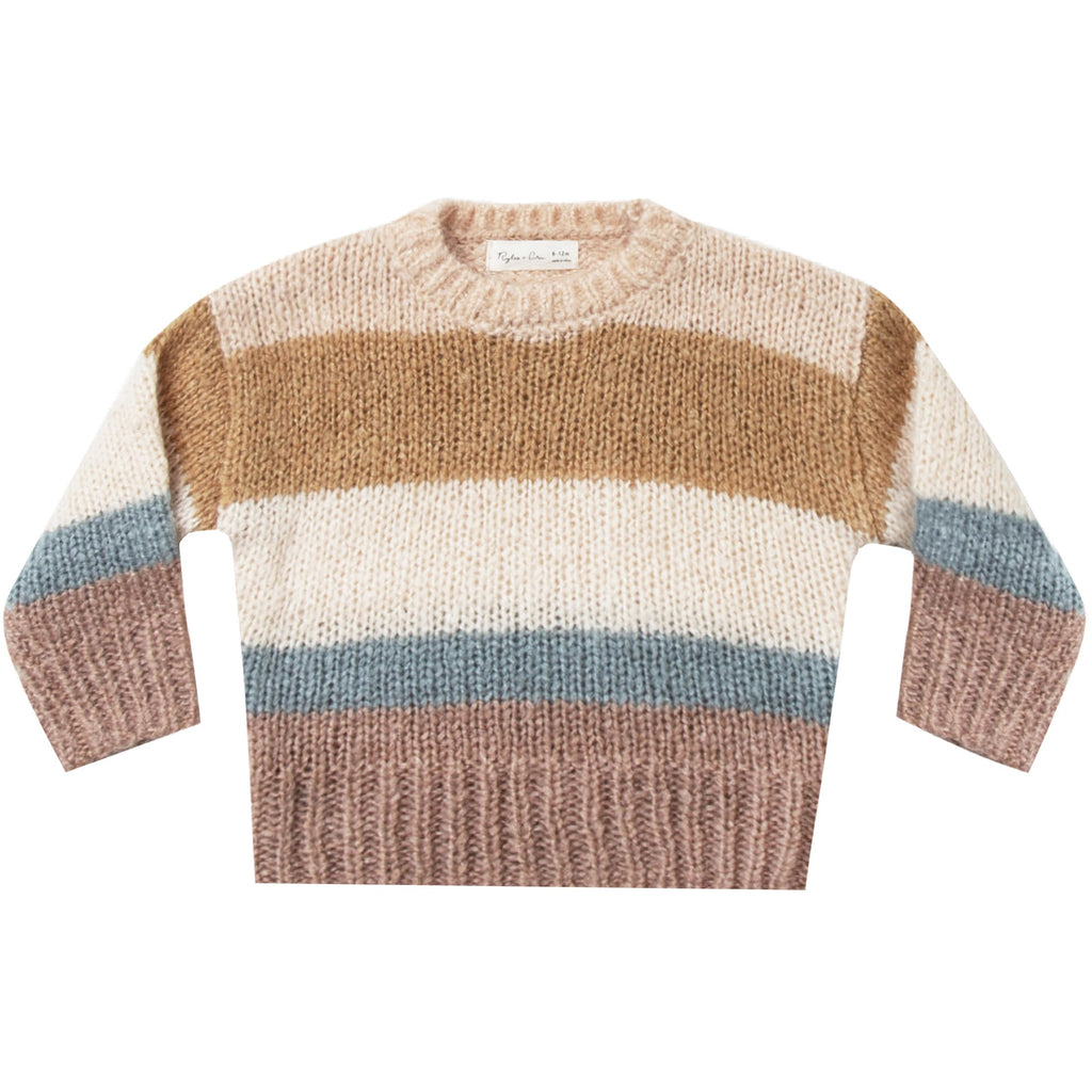Aspen Sweater - Stripe