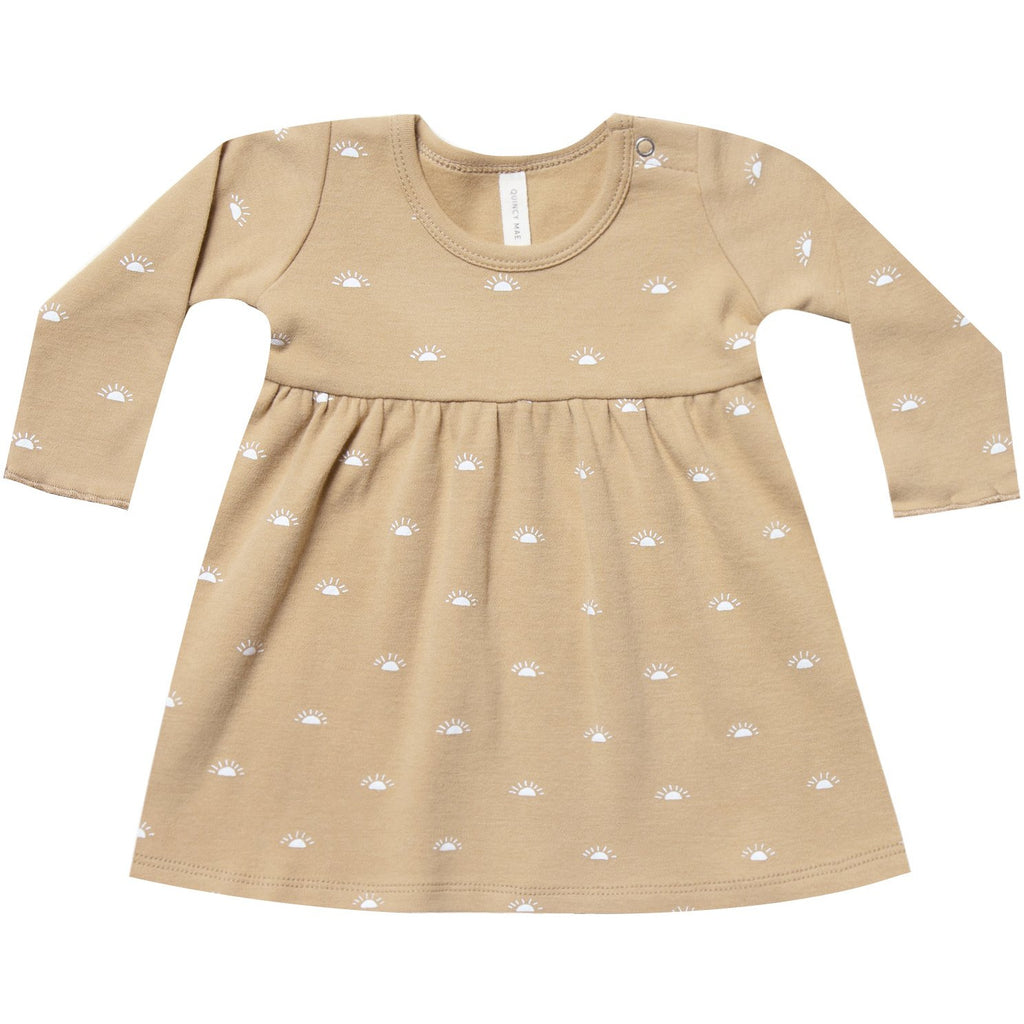 Baby Dress - Honey