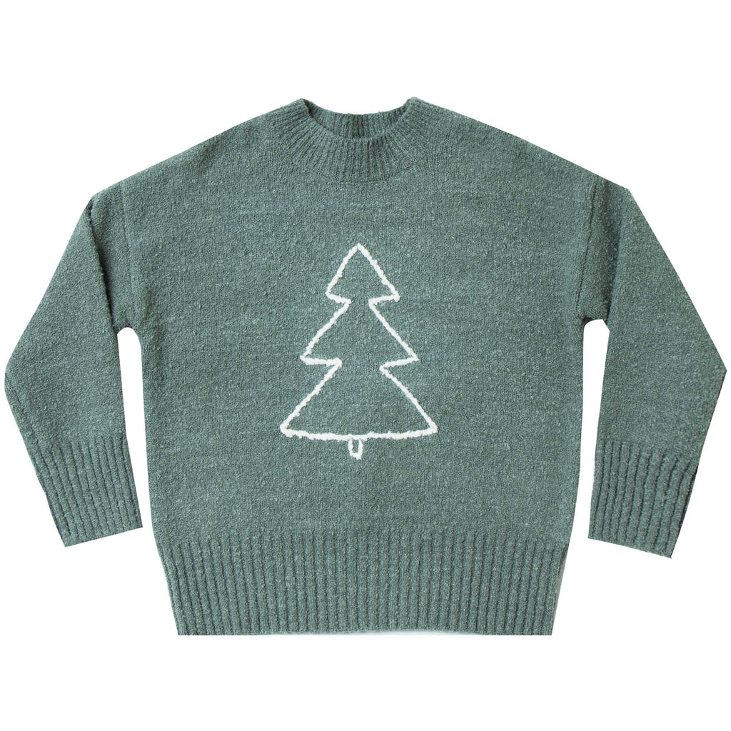 Cassidy Sweater - Tree