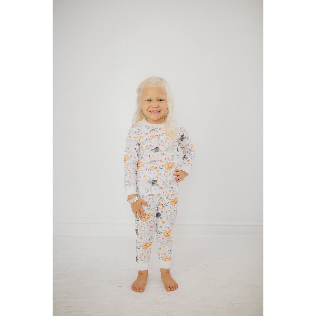 Two Piece Jammies - Trick or Treat