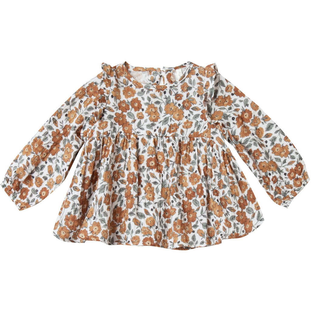 Piper Blouse - Bloom