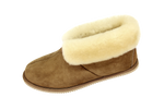 Hard Sole Classic - Genuine sheepskin slippers
