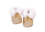 Sheepskin Infant Booties