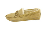 Soft Sole Moccasin - Genuine sheepskin slipper