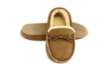 Hardsole Moccasin - Genuine sheepskin slipper
