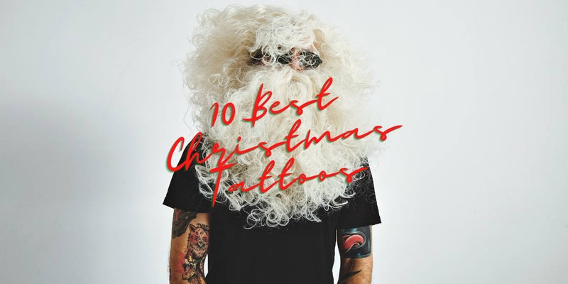 10 Best Christmas Tattoos